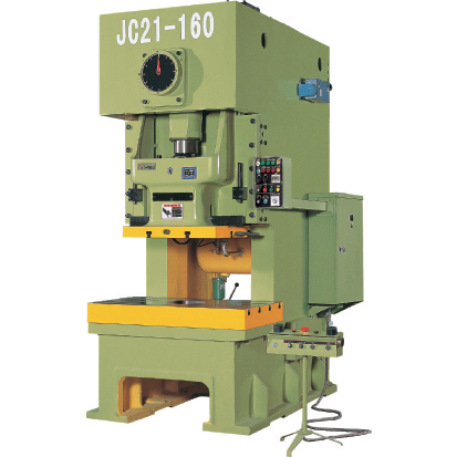 J21 Open back with fixed bed press
